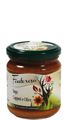 Capers and olives sauce 190g