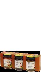 Trittico di carni confezione 3 vasi