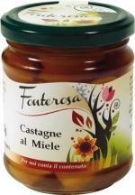 Castagne al miele 250g