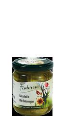 Artichokes in extra virgin olive oil 170g