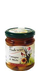 Chestnuts and honey 250g
