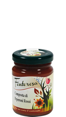 Red peppers jam 110g