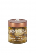 Carciofi in olio extra vergine di oliva gr. 230