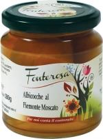 Albicocche al Piemonte Moscato 330g